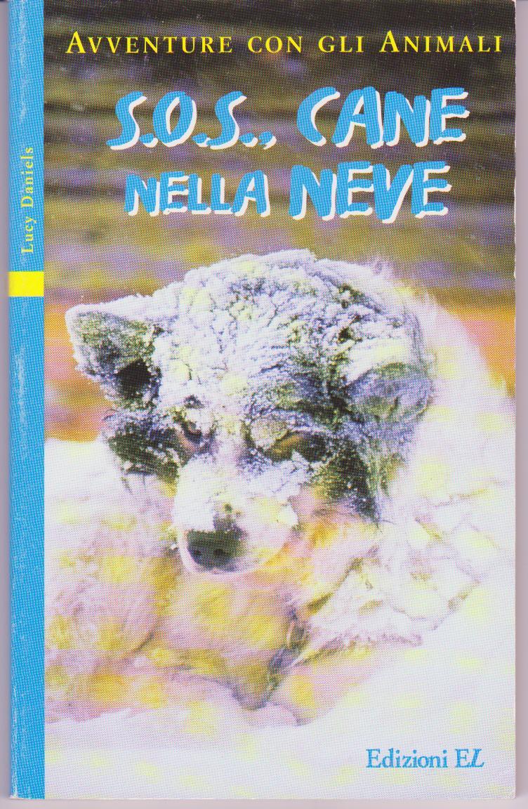 SOS, cane nella neve