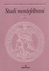 Studi Montefeltrani, 16 (1991)