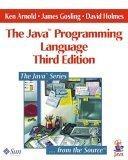 The Java Programming Language