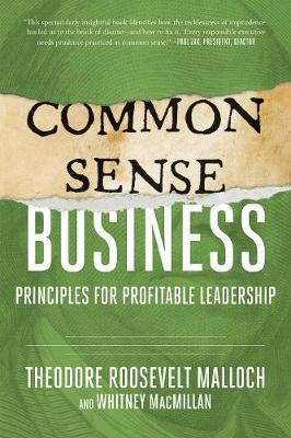 Common-Sense Busines...