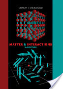 e-Study Guide for: Matter and Interactions by Ruth W. Chabay, ISBN 9780470503478