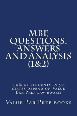 Mbe Questions, Answers and Analysis (1&2)