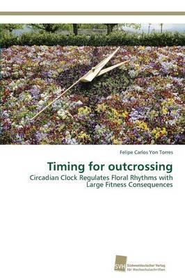 Timing for outcrossing