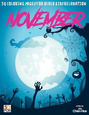 November 50 Coloring...