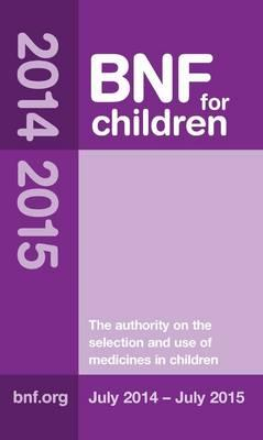 BNF for Children 2014 - 2015