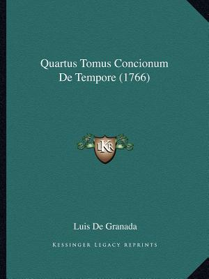 Quartus Tomus Concio...