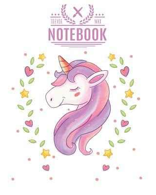 Unicorn Dot-grid Notebook