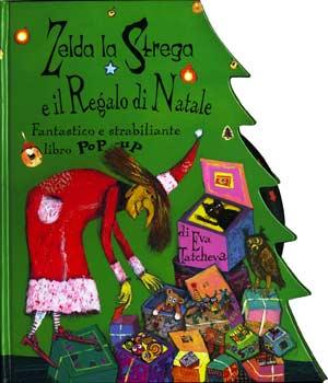 Zelda la strega e il regalo di Natale