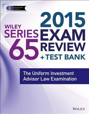 Wiley Series 65 Exam Review 2015 + Website