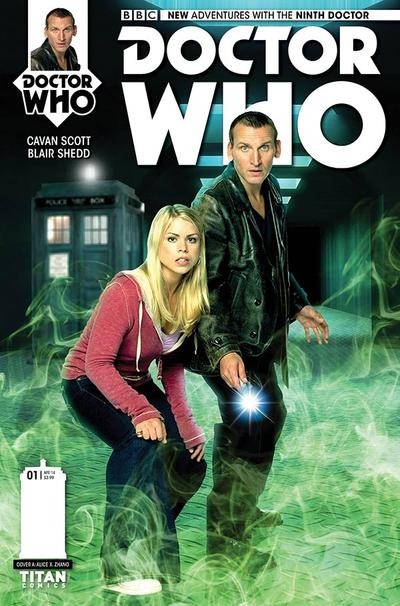 Doctor Who: The Nint...
