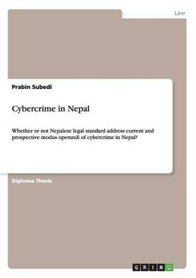 Cybercrime in Nepal