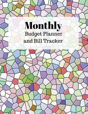 Monthly Budget Planner and Bill Tracker