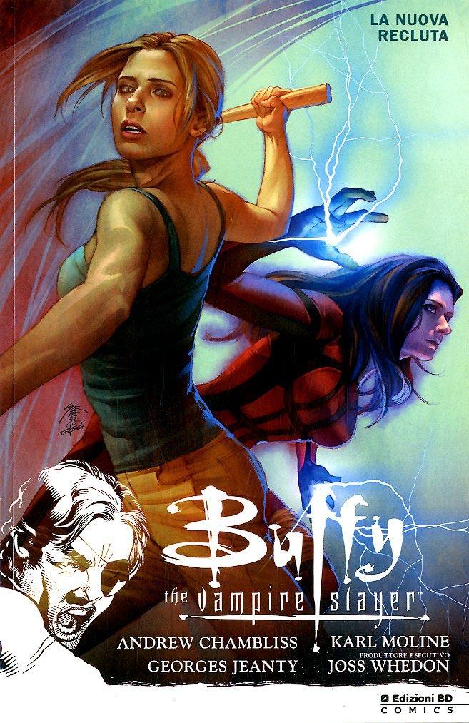 Buffy The Vampire Slayer - La nuova recluta
