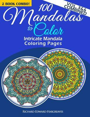 102 Mandalas to Color Adult Coloring Book