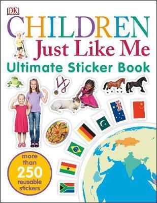 Children Just Like Me Ultimate Sticker Book