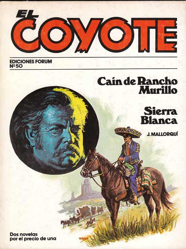 Caín de Rancho Murillo / Sierra Blanca