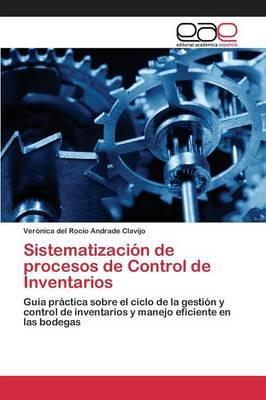 Sistematización de procesos de Control de Inventarios