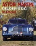 Aston Martin DB2, DB2/4 & DB3 In Detail