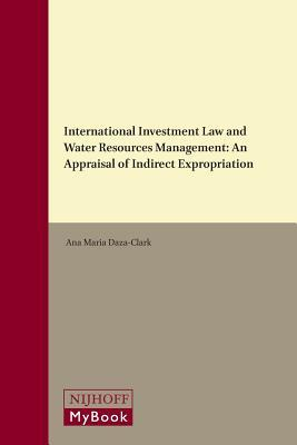 International Investment Law and Water Resources Management