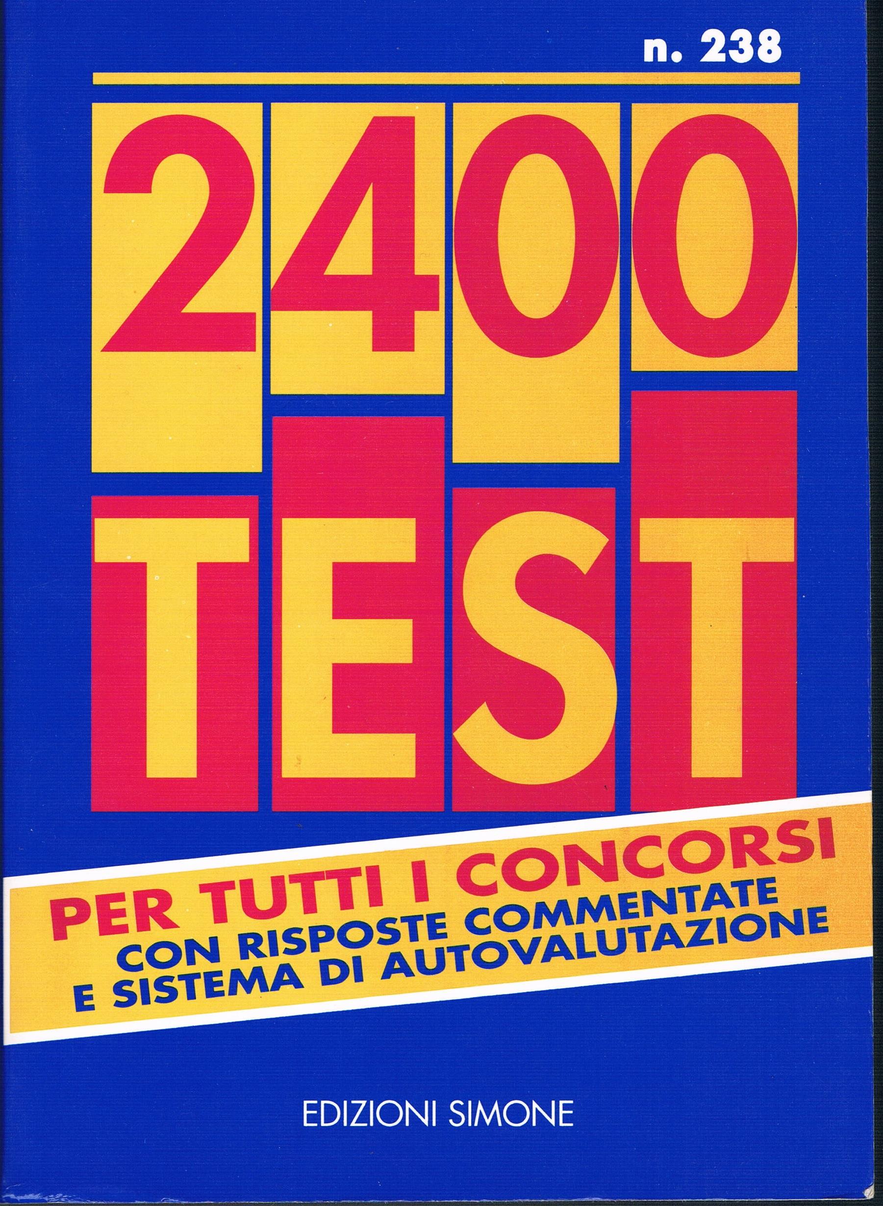 2400 test