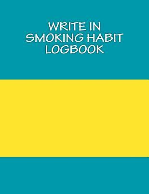 Write in Smoking Habit Logbook