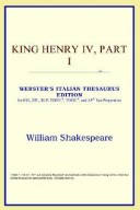 King Henry IV, Part ...