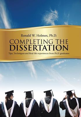 Completing the Dissertation