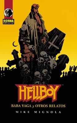Hellboy: Baba Yaga y...
