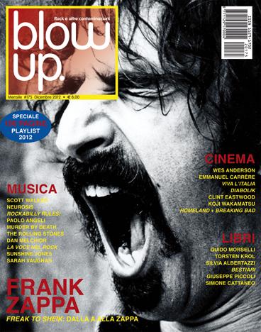 Blow up. 175 (dicembre 2012)