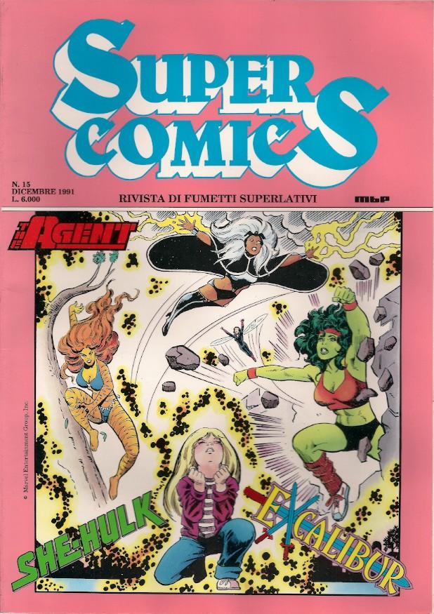 Super Comics n. 15