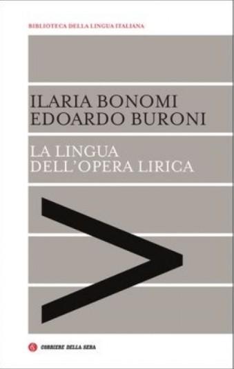 La lingua dell'opera lirica