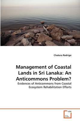 Management of Coastal Lands in Sri Lanaka