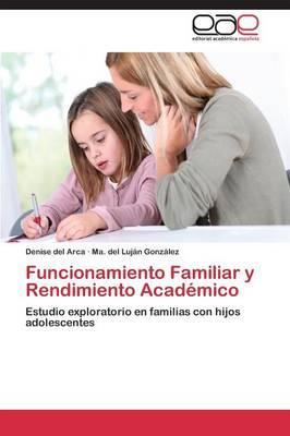 Funcionamiento familiar y rendimiento académico