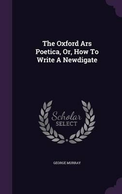 The Oxford Ars Poeti...