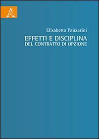 Effetti e disciplina del contratto di opzione