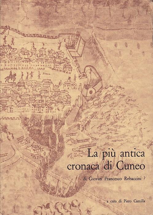 La più antica cronaca di Cuneo