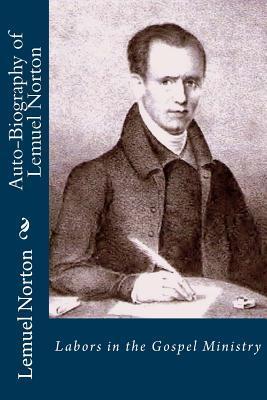 Auto-Biography of Lemuel Norton