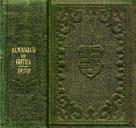 Almanach de Gotha. Annuaire diplomatique et statistique pour l'année 1870