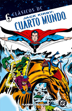 Clásicos DC: Jack Kirby: Cuarto Mundo /6