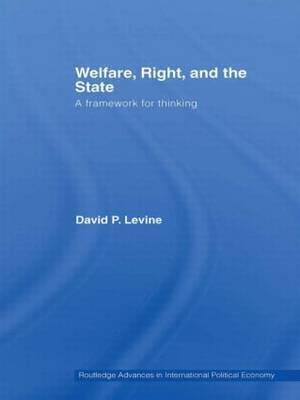 Welfare, Right and the State