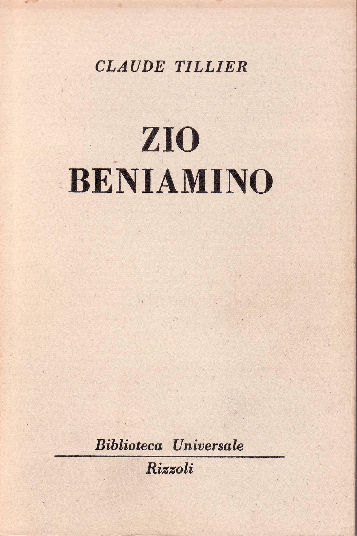 Zio Beniamino