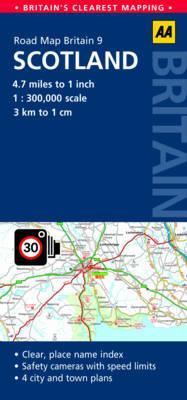 AA Road Map Britain ...