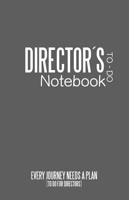 Directors to Do Notebook