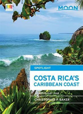 Moon Spotlight Costa Rica's Caribbean Coast