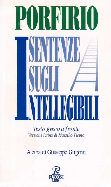 Sentenze sugli intellegibili
