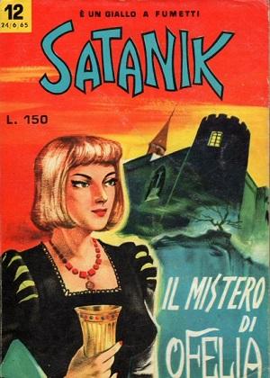 Satanik n. 12