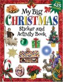 My Big Christmas Sticker and Activity Book