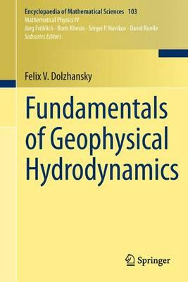 Osnovy Geofizicheskoj Gidrodinamiki