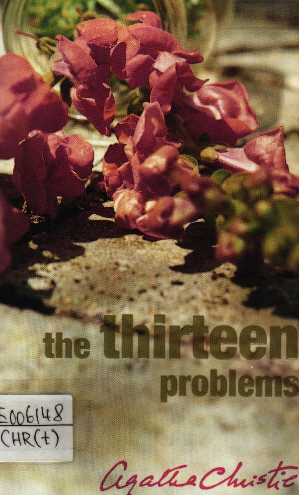 The Thirteen Problems