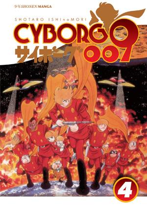 Cyborg 009 vol. 04 d...